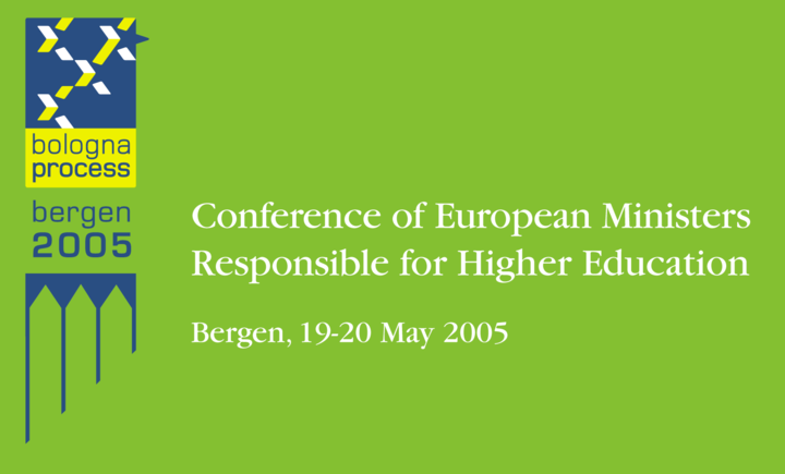 Logo Bergen Ministerial Conference