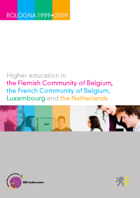 Benelux Higher Education 2009 - cover