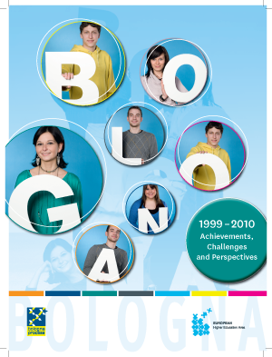 Bologna 1999-2010 - Achievements, Challenges and Perspectives - cover