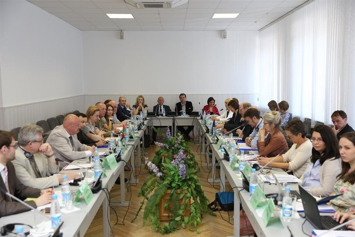 Meeting June 2016 AG Support for the Belarus Roadmap