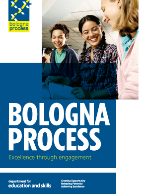 Bologna Process Booklet 2007 cover