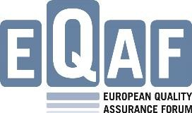 European Quality Assurance Forum - logo