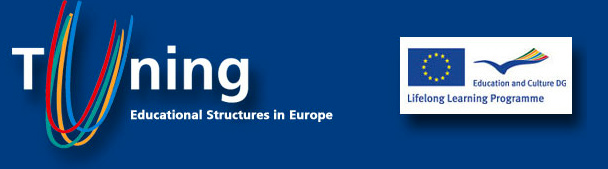 Logo Tuning Educational Structures in Europe