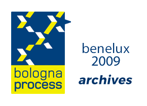 Archives Benelux Secretariat 2007-2009